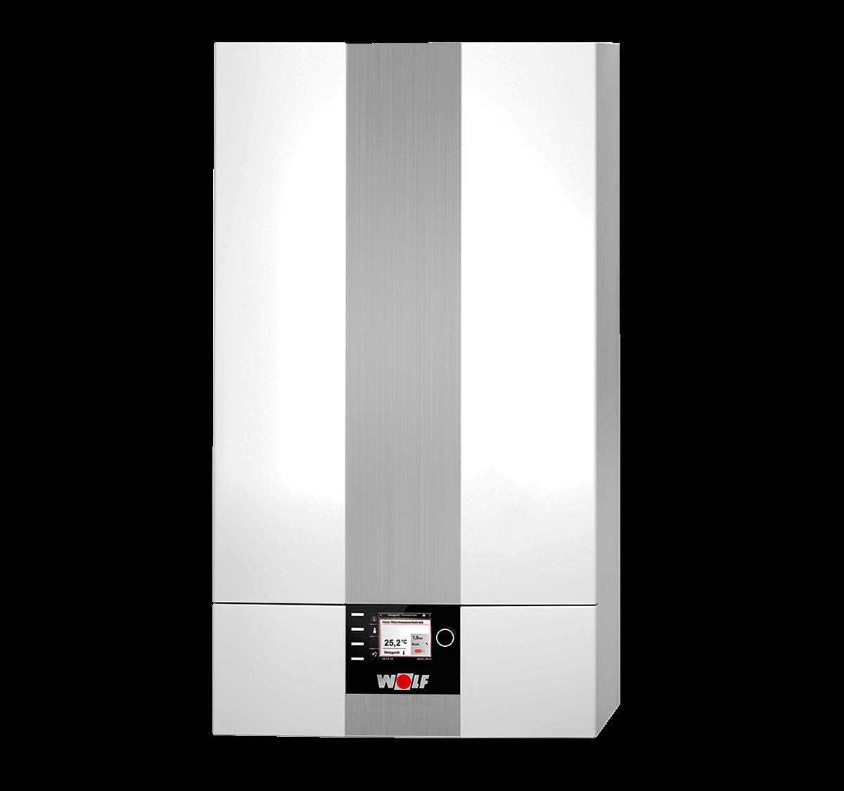 Caldera mixta de condensación Wolf CGB-2K 20 Kw