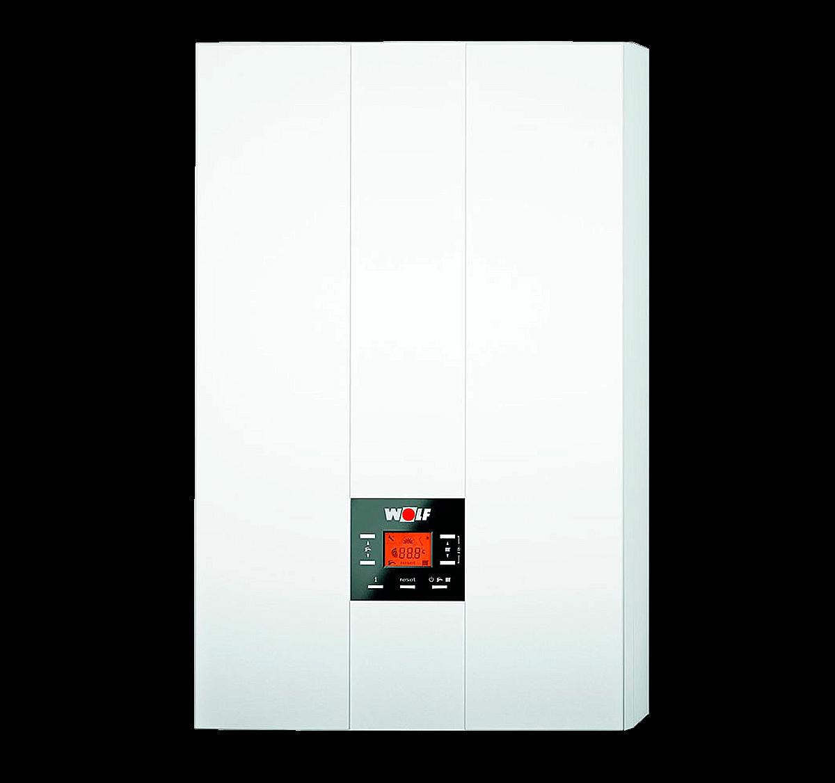 Caldera mixta de condensación Wolf FGB-K 35-KW