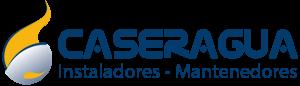 Caseragua instaladores mantenedores Logotipo 2