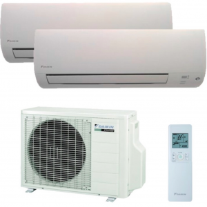 DAIKIN 2x1 aire acondicionado 1