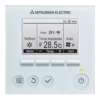 mitsubishi electric inverter mando a diastanacia par 33maa gama mr slim modelo mspez 50vja