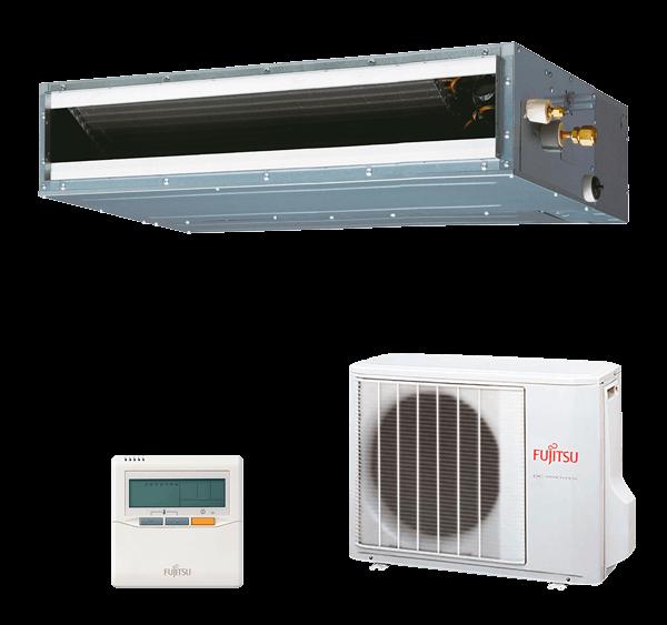 Split Conductos Inverter Fujitsu Serie LL Modelo ACY50UIA-LL