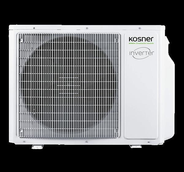 Split Equipo Condensador Exterior Kosner Serie Plus Modelo KSTI-24C