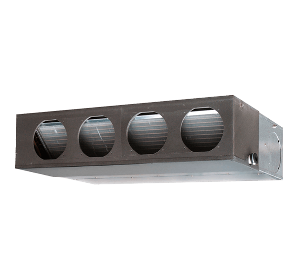 Unidad Interior Split Inverter Por Conductos Fujitsu Serie LM Modelo ACY100UIA-LM