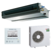 aire acondicionado conductos mitsubishi electric inverter gama mr slim modelo mspez 60vja