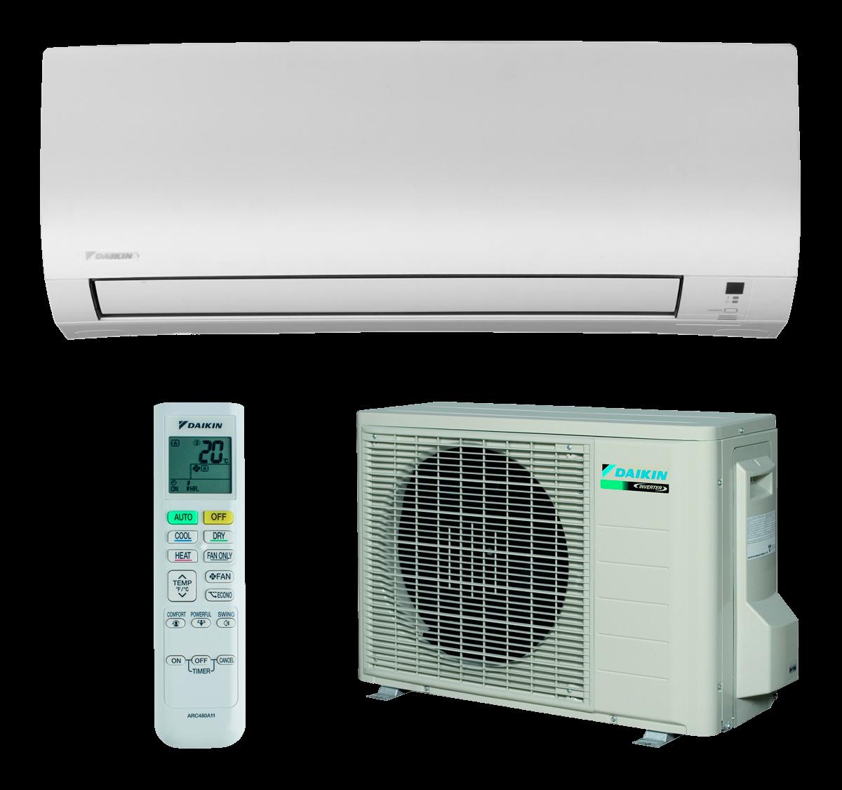 aire acondicionado conjunto split daikin inverter modelo comfora txp60m instalacion incluida caseragua 01