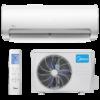 aire acondicionado conjunto split midea inverter modelo mission ii 2609n8 instalacion incluida