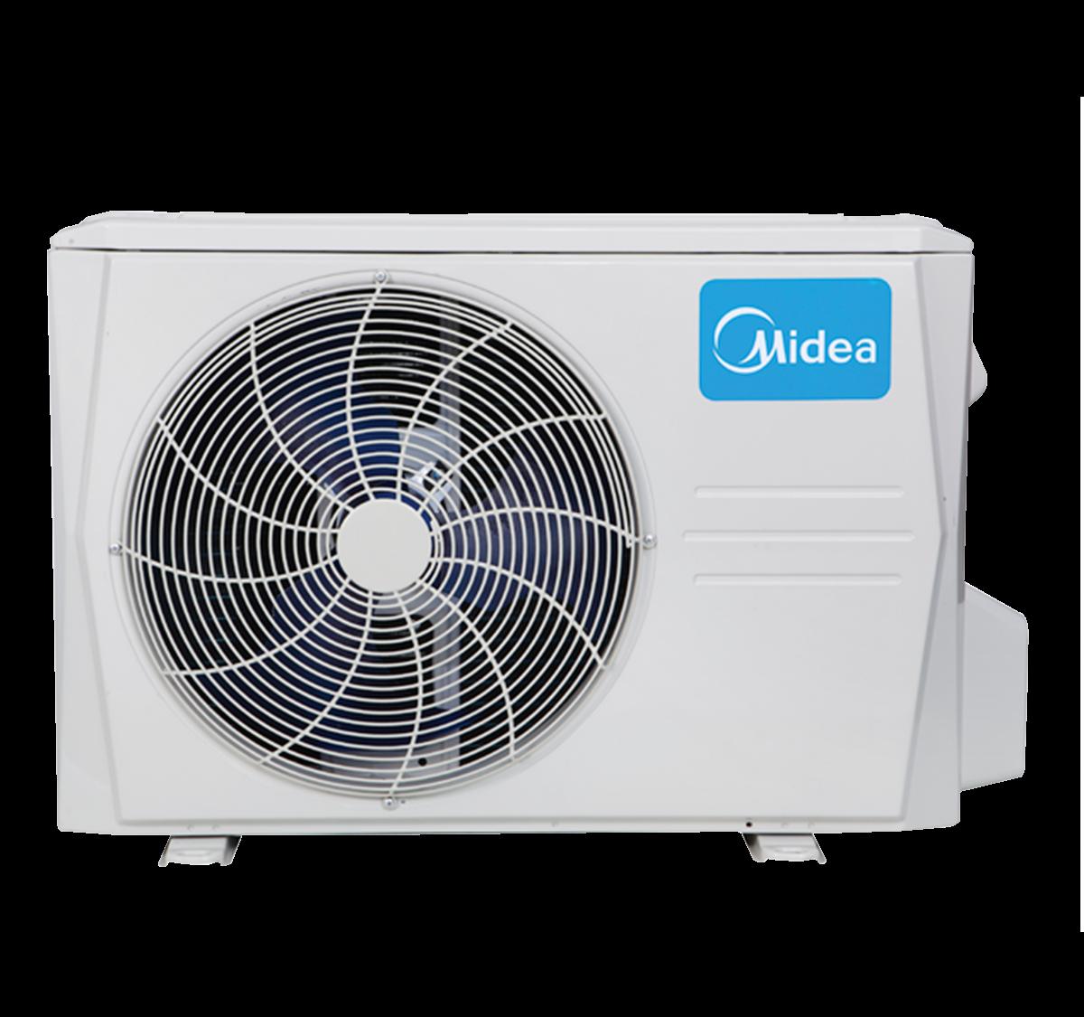 aire acondicionado unidad exterior midea inverter mob01 09hfn8 qrd6gw modelo vertu plus 26 09 n8