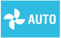 AUTO AJUSTE DEL VENTILADOR - La velocidad del aire del ventilador se ajusta automáticamente según necesidades requeridas.
