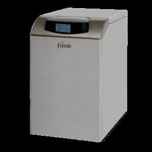 caldera de condensacion a gasoleo ferroli atlas d eco 34 cond si unit caseragua venta calderas