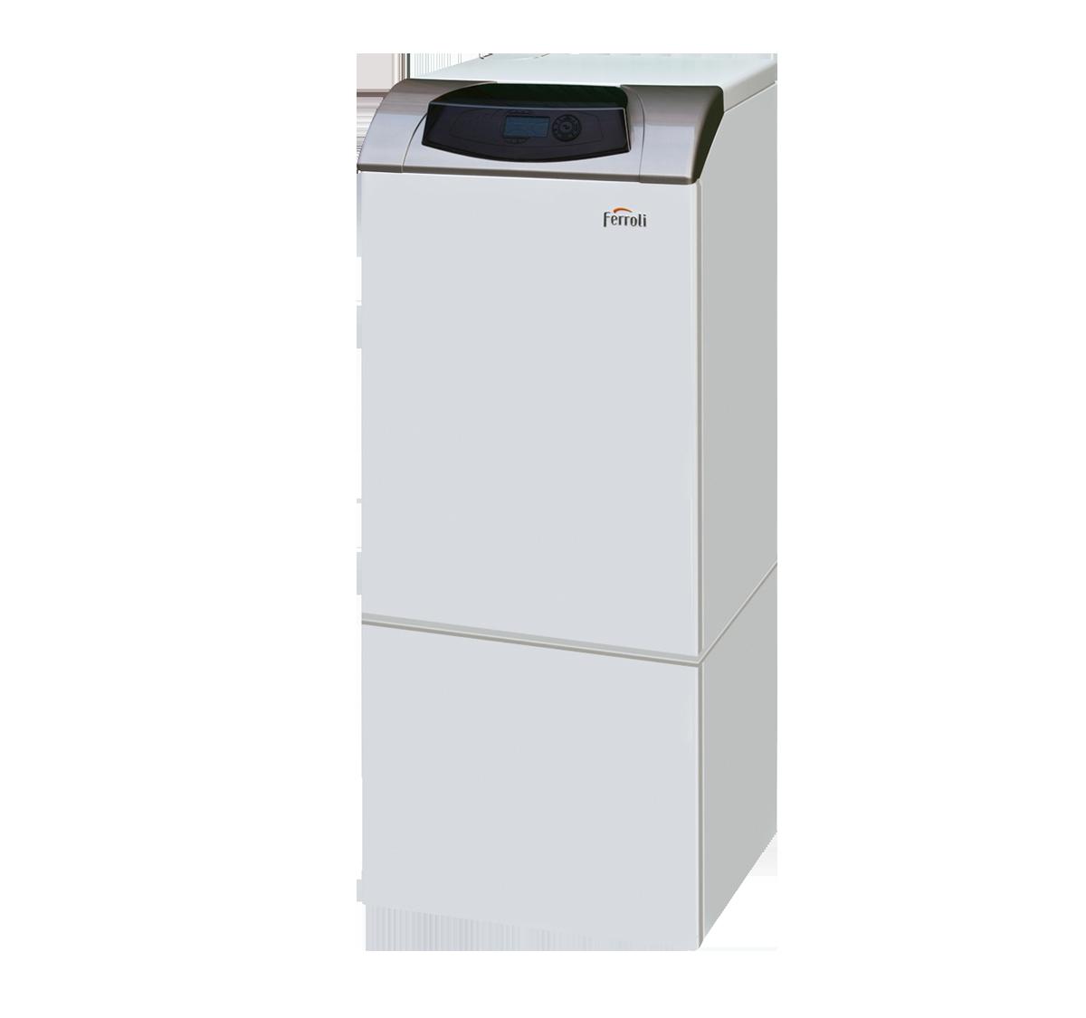 caldera de condensacion a gasoleo ferroli silent d eco 30 cond k 100 unit caseragua venta calderas