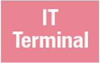 CONECTOR IT TERMINAL - Conector IT terminal.