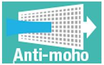 FILTRO ANTI MOHO - Filtro especial para evitar la formación del moho y neutralizar, de esta manera, la aparición de malos olores.