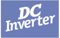 INVERTER DC - Tecnología que permite ajustar el rendimiento del compresor a los cambios de temperatura detectados en el interior de su hogar, obteniendo el rendimiento más eficiente, un notable ahorro energético y excelente confort.