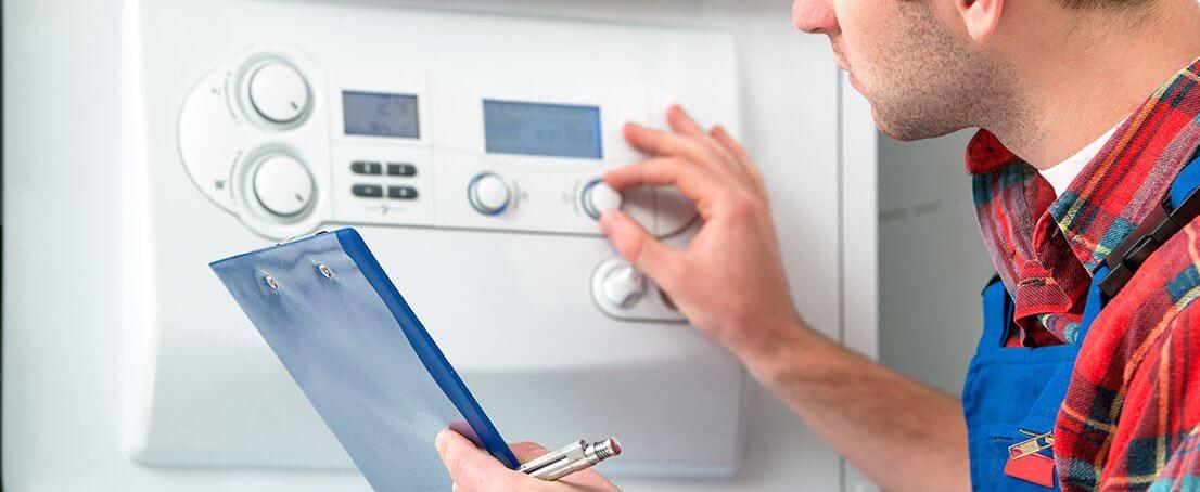 Servicio de Mantenimiento de calentadores