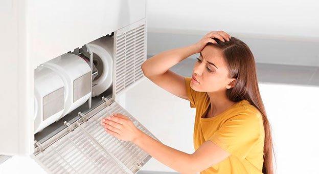 Soluciones de los principales problemas de un aire acondicionado