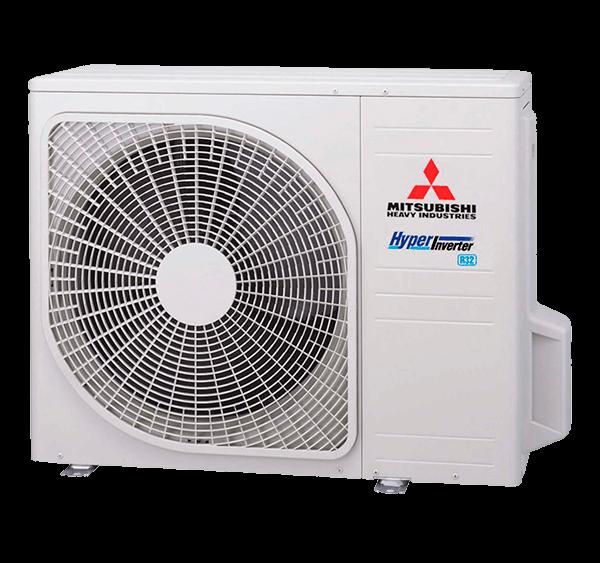 Equipo Condensador Exterior Hyperinverter Mitsubishi Heavy Industries Serie Diamond-SRC35ZSX-W