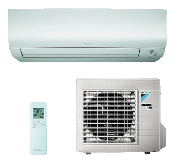 Split Pared 1X1 Daikin Bluevolution Inverter Bomba De Calor Serie Perfera-TXM50N1