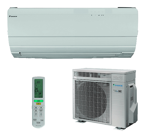 Split Pared 1X1 Daikin Bluevolution Inverter Bomba De Calor Ururu Sarara-TXZ35N
