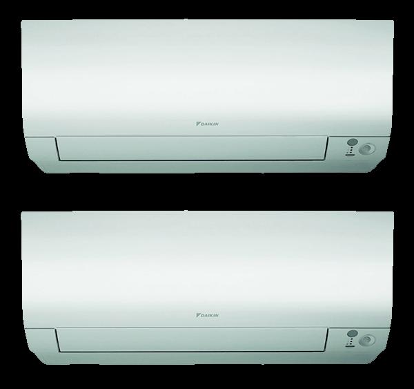 Split Pared 2X1 Daikin Bluevolution Inverter Equipo Interior Serie Perfera-Multisplit FTXM25N+FTXM25N