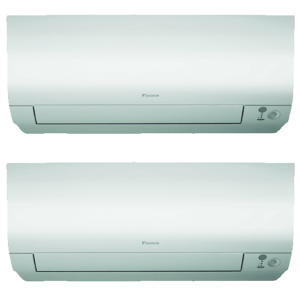 Split Pared 2X1 Daikin Bluevolution Inverter Equipo Interior Serie Perfera-Multisplit FTXM25N+FTXM35N