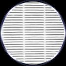 filtro superior a HEPA