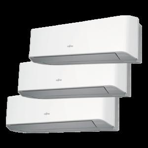 Multisplit Aire Acondicionado Equipo Interior Fujitsu Serie 2-8 ASY20MI-LMC+ASY20MI-LMC+ASY35MI-LMC