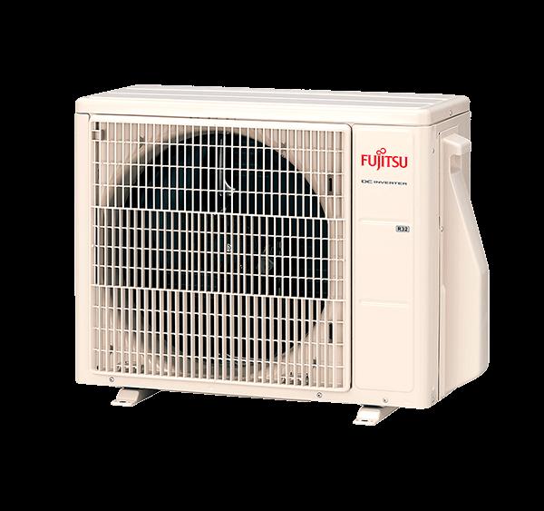 Split Equipo Condensador Exterior Fujitsu serie KE Modelo ASY25-KE