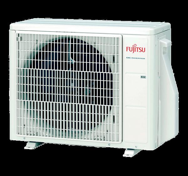Split Equipo Condensador Exterior Fujitsu Serie KM Modelo ASY25UI-KM ASY35UI-KM