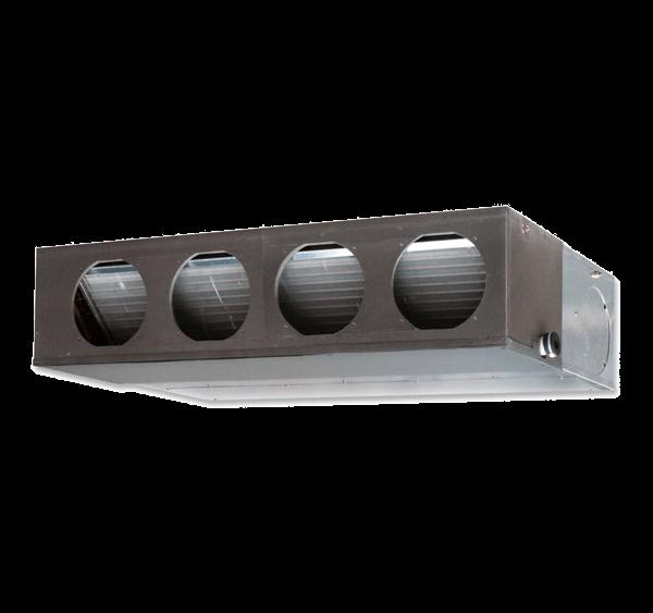 Unidad Interior Split Aire Acondicionado Inverter Slim Ll Por Conductos Fujitsu Serie LM Media Presión ACY125UIA-LM