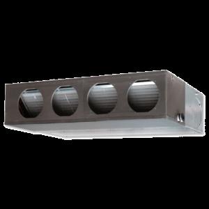 Unidad Interior Split Aire Acondicionado Inverter Slim Ll Por Conductos Fujitsu Serie LM Media presiónACY80UIA-LM