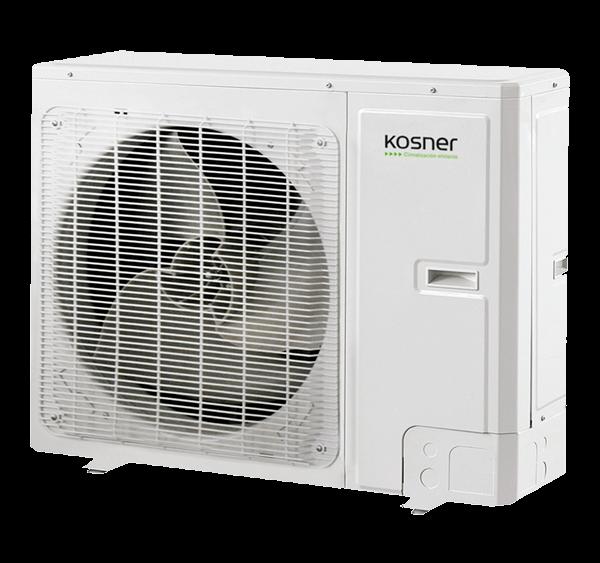Equipo Condensador Exterior Inverter Kosner Modelo KSTI 48-140 CS