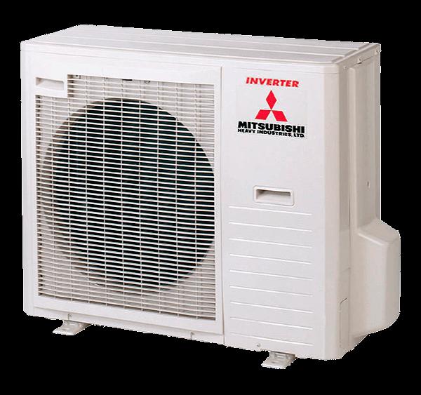 Equipo Condensador Exterior Inverter Mitsubishi Heavy Industries Serie FDUM Modelo FDUM90VHNP-W