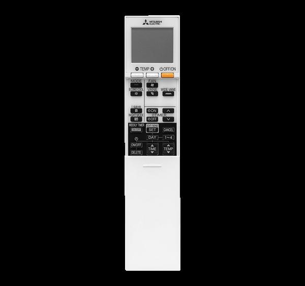 Mando A Distancia Para Split Cassette Mitsubishi Electri Serie Mr Slim Modelo PAR-SL100A-E