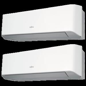 Multisplit Aire Acondicionado Equipo Interior Fujitsu Serie 2-8 MI3-ASY35MI-LMC-ASY35MI-LMC