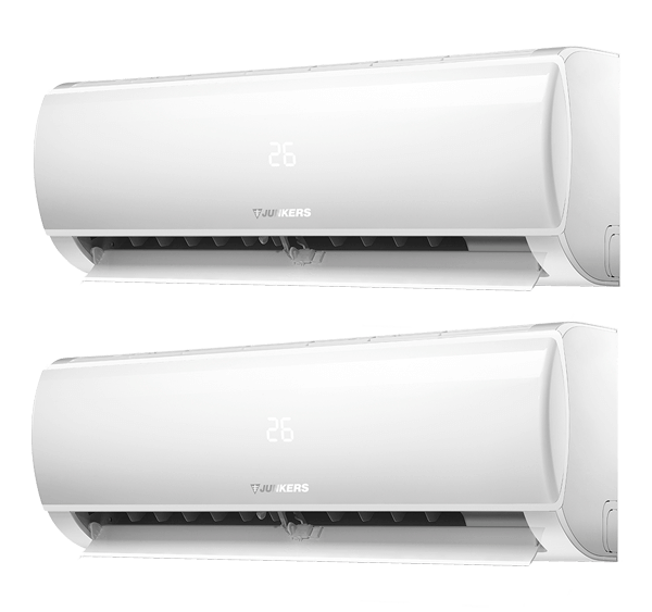 Multisplit Aire Acondicionado Equipo Interior Junkers Serie Confort Star MS 18 Modelo 2-6 KW 3-0 KW
