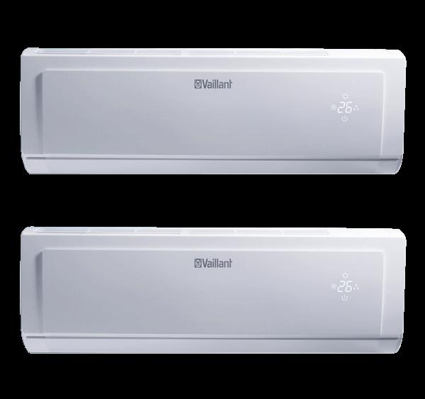 Multisplit Aire Acondicionado Equipo Interior Vaillant Serie VAI8 Modelo KIT VAM 8-052 W205+2-5 KW+2-5 KW