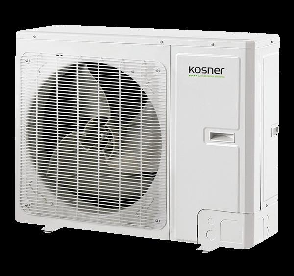 Unidad Exterior Inverter Kosner Serie Plus Modelo KSTI 42-125 CD R32