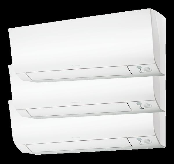 Multisplit Aire Acondicionado Equipo Interior Daikin Serie Comfora FTXM35-N+FTXM20-N+FTXM25-N