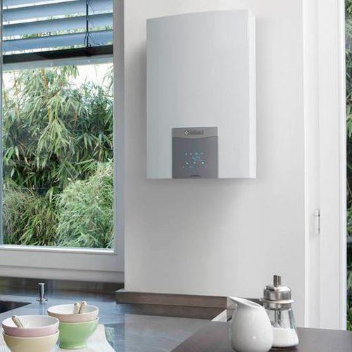 Calentador-Vaillant-estanco-bajo-NOx-Turbomag-plus-175-1-5-instalacion-en-cocina