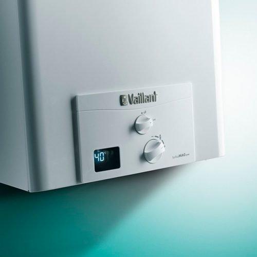 Calentador-Vaillant-estanco-bajo-NOx-Turbomag-pro-145-1-panel-de-mandos