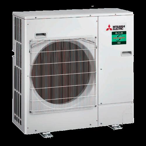 aire acondicionado conductos unidad exterior mitsubishi electric inverter puz m140vka gama mr slim modelo mspez 140vja