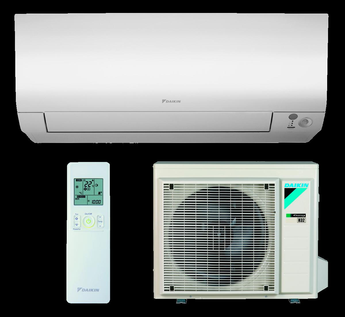 aire acondicionado conjunto split daikin inverter modelo perfera txm25n instalacion incluida caseragua 01