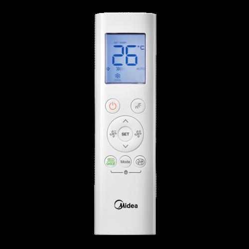 aire acondicionado conjunto split midea inverter mando a diastanacia rg58f12h bgef modelo mission ii 2609n8 instalacion incluida