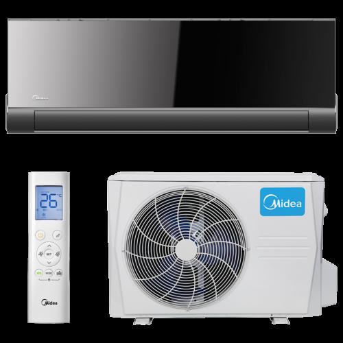 aire acondicionado conjunto split midea inverter modelo vertu plus 35 12 n8