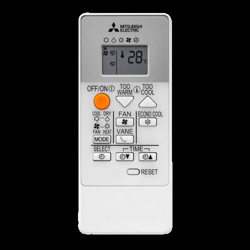 aire acondicionado conjunto split mitsubishi electric inverter mando a diastanacia serie msz hr modelo msz hr35vf precio incluido en la instalacion caseragua