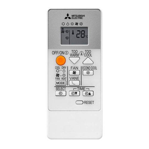 aire acondicionado conjunto split mitsubishi electric inverter mando a diastanacia serie msz hr modelo msz hr50vf precio incluido en la instalacion caseragua