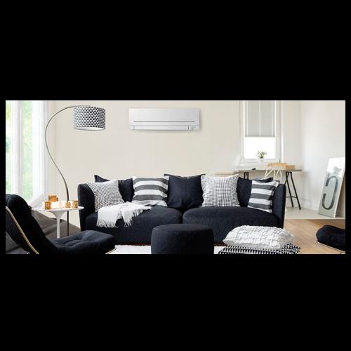 aire acondicionado conjunto split mitsubishi electric inverter serie msz ap modelo msz ap25vg precio incluido en la instalacion caseragua 03