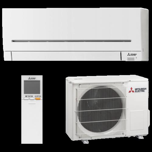 aire acondicionado conjunto split mitsubishi electric inverter serie msz ap modelo msz ap25vg precio incluido en la instalacion caseragua 05