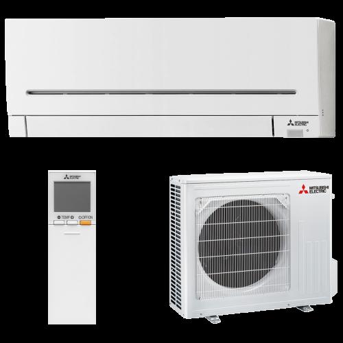 aire acondicionado conjunto split mitsubishi electric inverter serie msz ap modelo msz ap50vg precio incluido instalacion caseragua 05